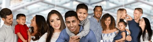 Adoption creates Family - Consider starting your journey by adopting a child